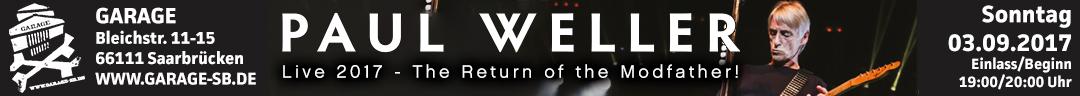 20170903 Paul Weller