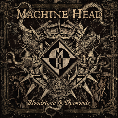 MachineHead Album big